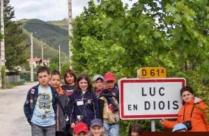 Franta-mai 2005 Proiect european